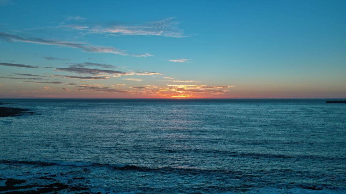 Clarens Sunset Image