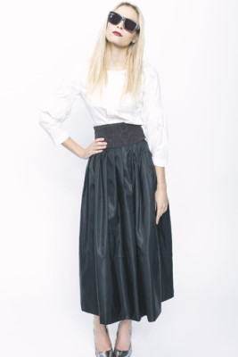 Taffeta Party Skirt