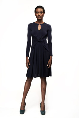 Front & Back Twist Dress main