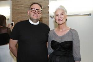 Chris Viljoen & Jackie Burger