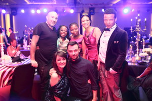 KLuK CGDT Team at Africa Fashion Awards