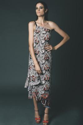 Viscose Lycra Jacky Dress