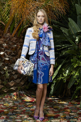 vlisco raglan pussybow dress & equestrian jacket