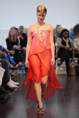 Strapless Lingerie Dress