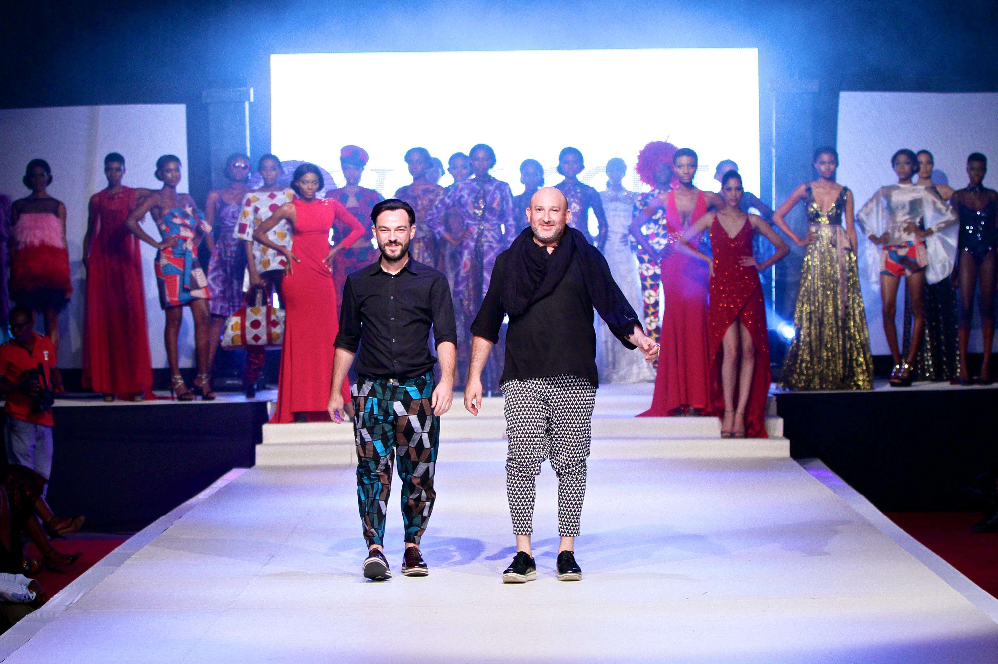 Fashion Designers Insue In Nigeria