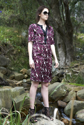 Pansey Dress