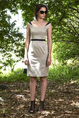 Audrey Shift Dress