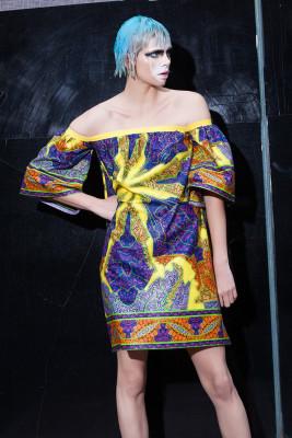 Rasheda Dress Front