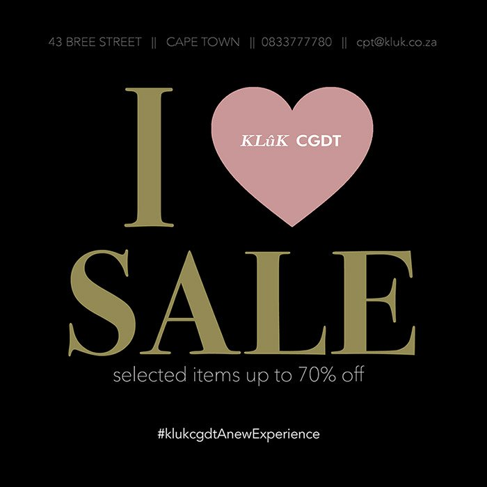 I LOVE SALE Cape Town