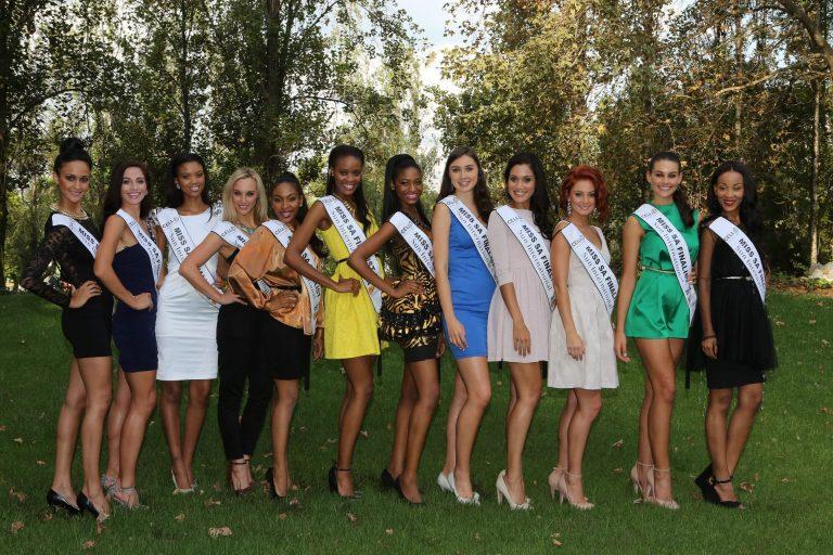 Miss SA Finalist