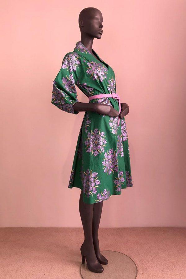 30s Coat Dress Featured