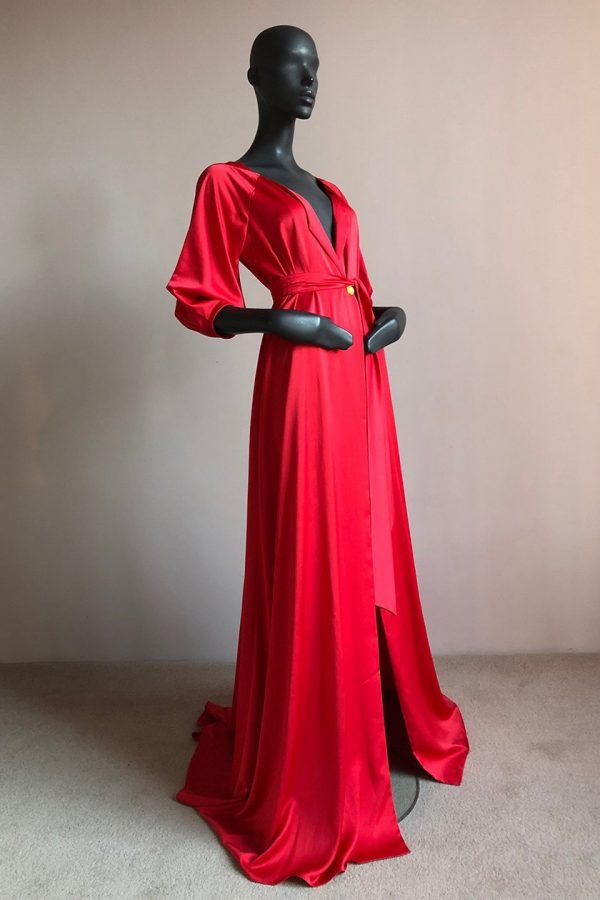 30s Gown Front