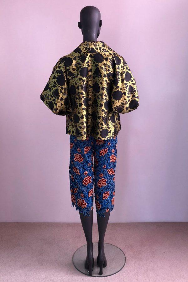 30s Shacket, Amsterdam Shirt, Casual Pants Back