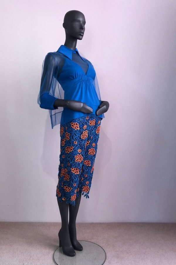 Amsterdam Shirt, Cami and Casual Pants Side on