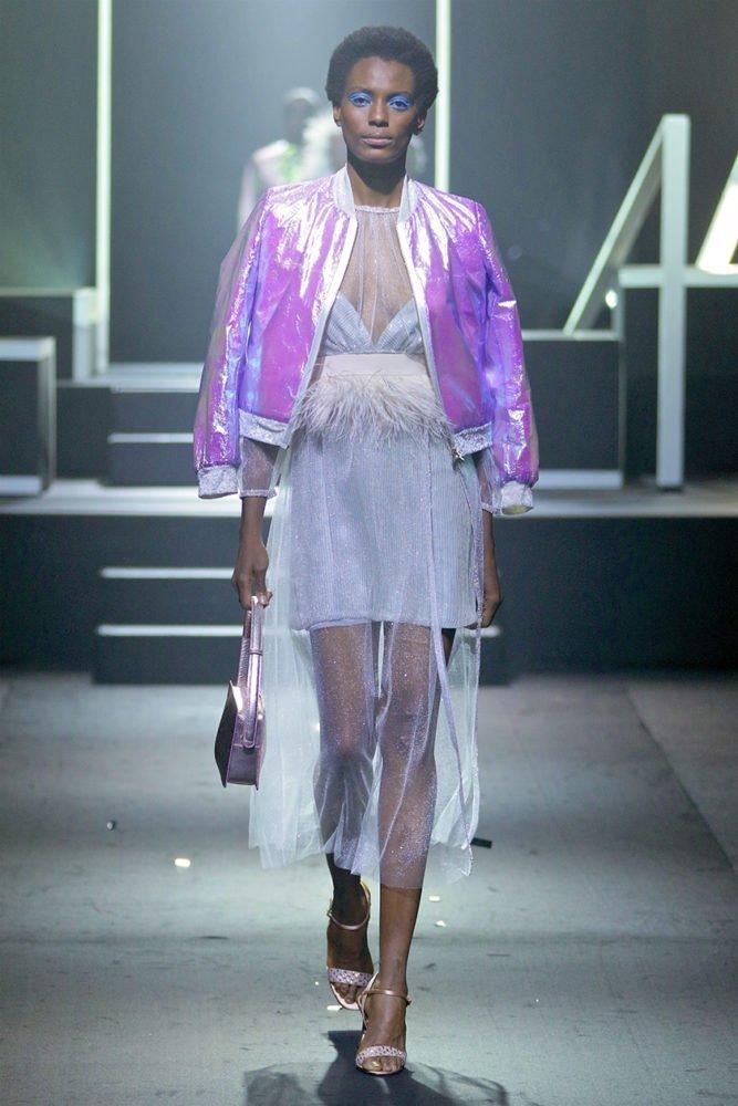 Bomber Jacket & Nicole Side Bow Dress 1