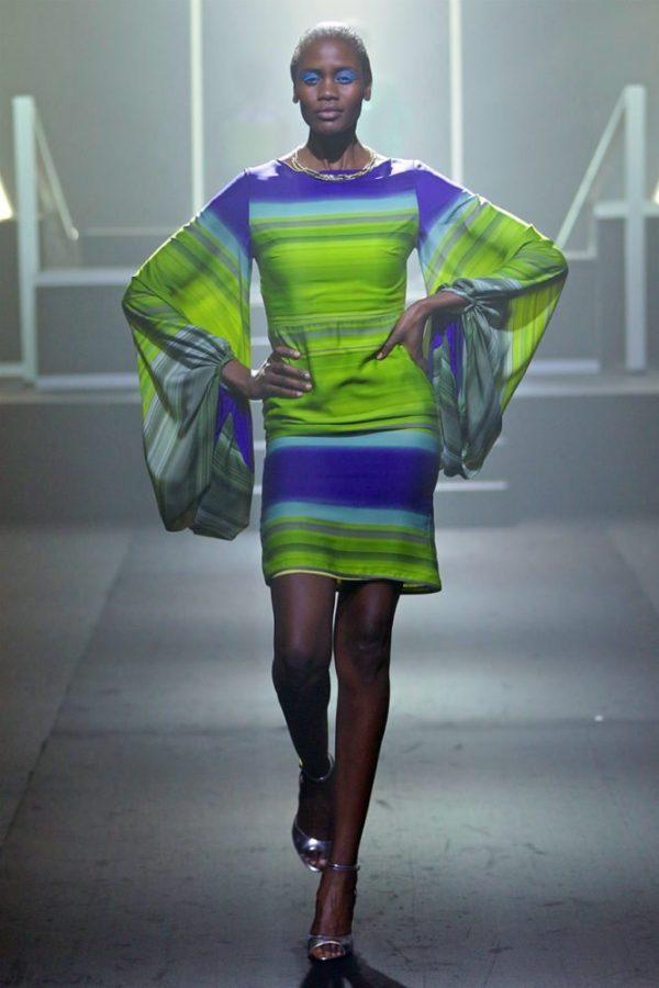 Cape Town Stealth Dress 1