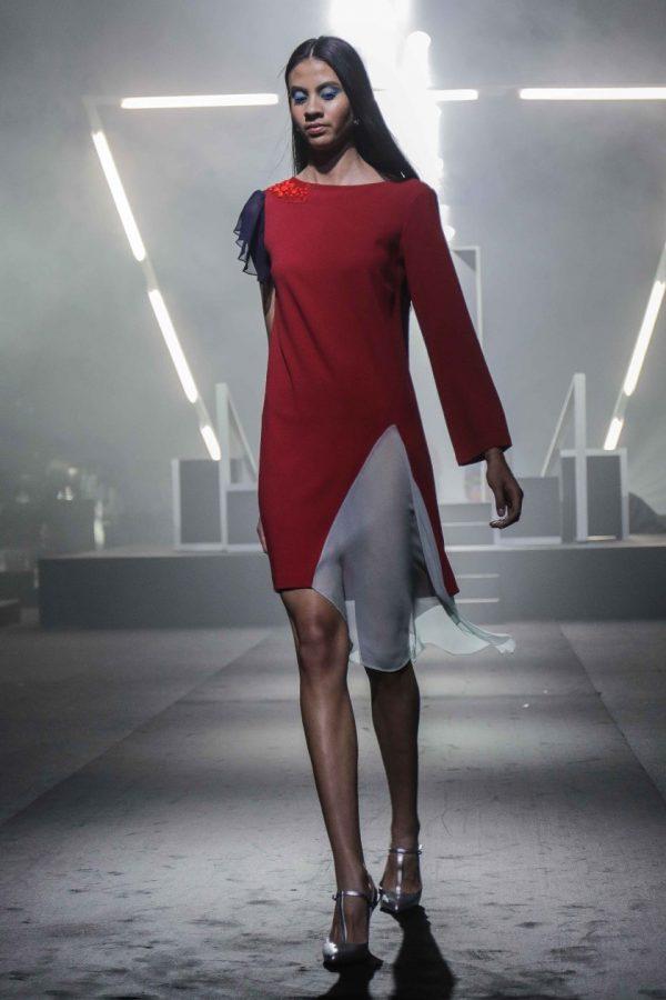 Hong King Art Dress 2