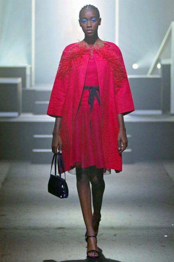 Inge Coat & Vanessa Dress 1