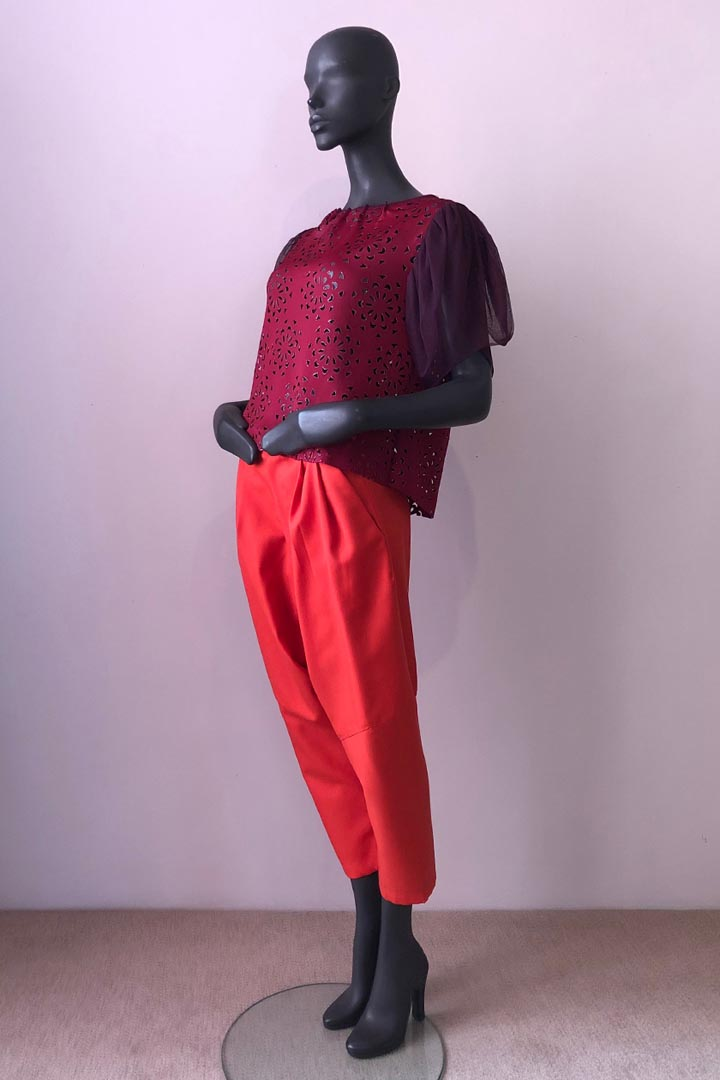 Inge Top with Nomvula Pants