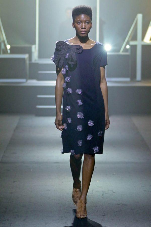 Irene Tulip Dress