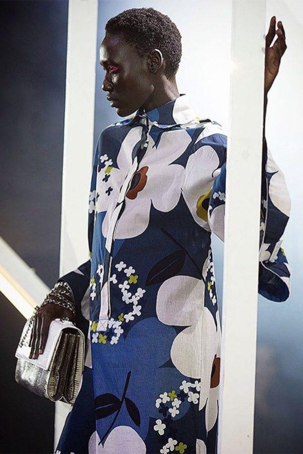 Kimono Safari Shirt Dress 2