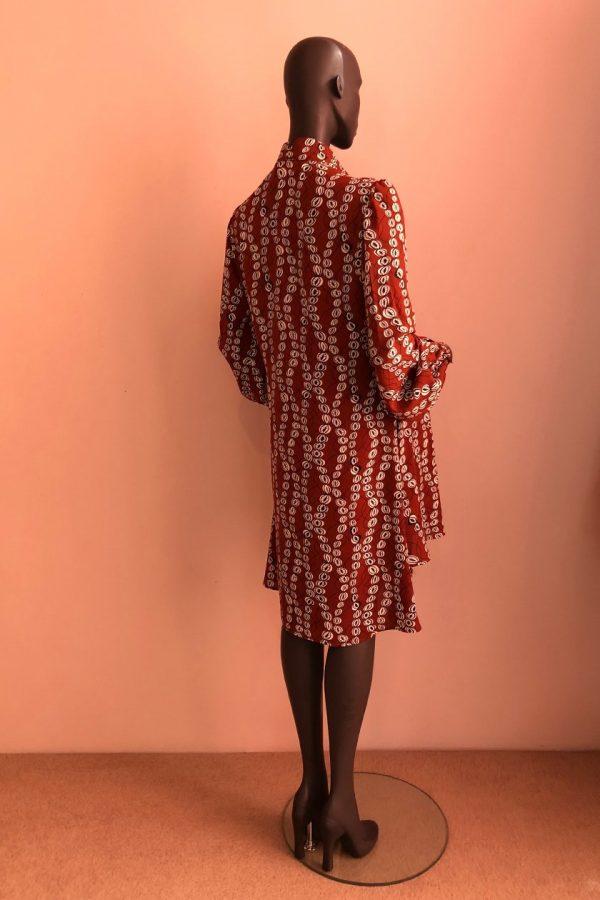 Malene Dress Back
