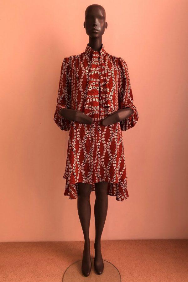 Malene Dress Front
