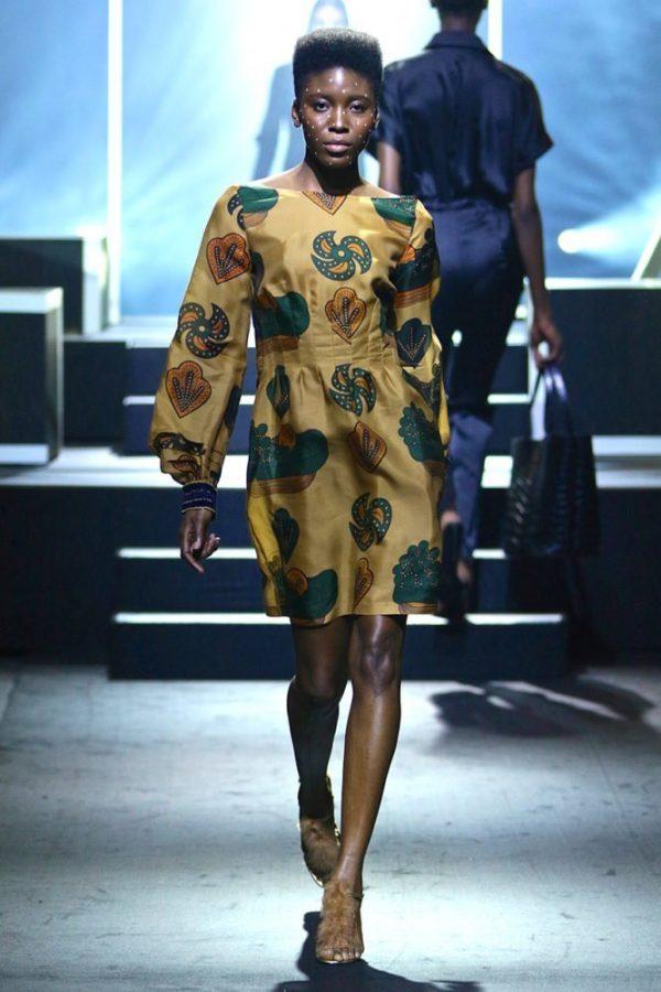 Ribbed Dress 1