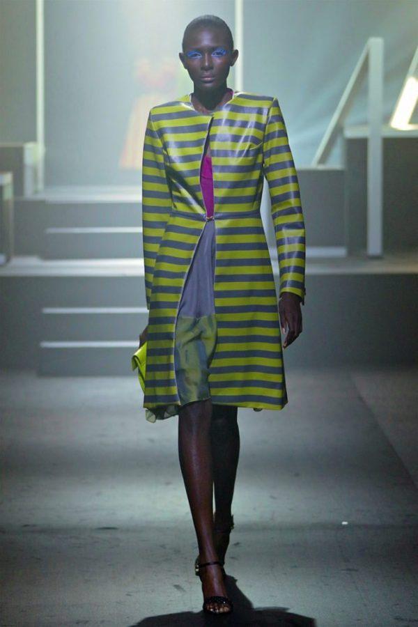 Savata Coat & Lori Dress 1