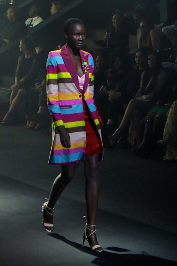 Tuxedo Coat & Rio Dress 2