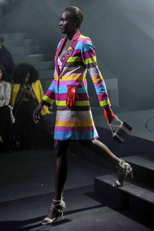 Tuxedo Coat & Rio Dress 3