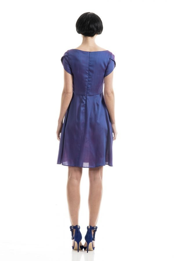 Cape Town Dress with Frill Detail 2