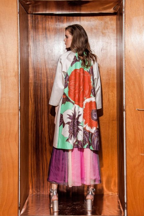 Inge Coat and Party Skirt 1