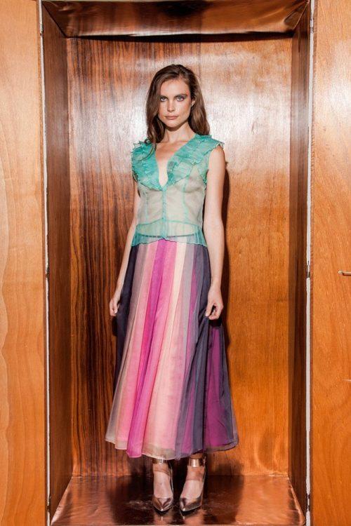 Jessica Frill Shacket & Party Skirt 1