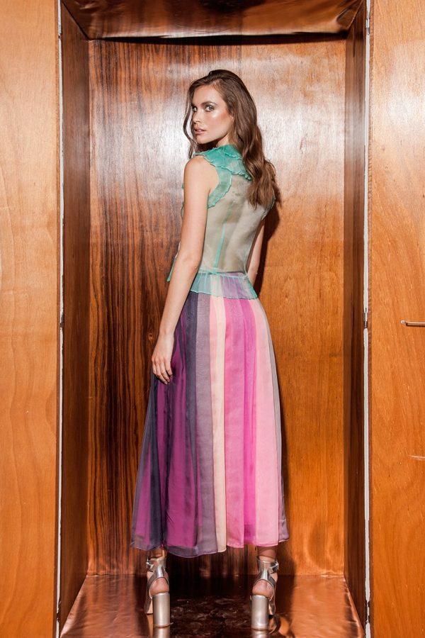 Jessica Frill Shacket & Party Skirt 2