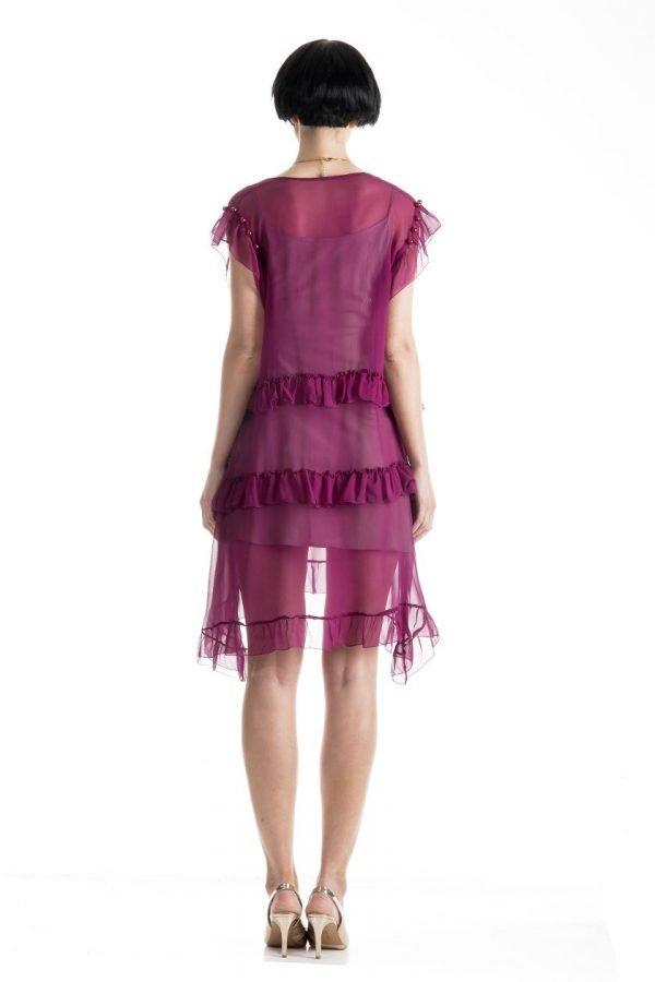 Kay Dress and Kirsten Goss Jewellery 2