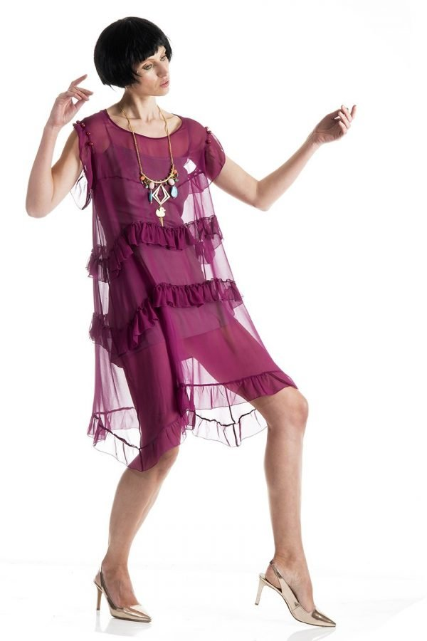 Kay Dress and Kirsten Goss Jewellery 3