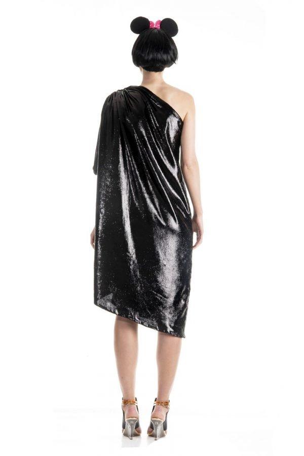 One Shoulder Dress 2