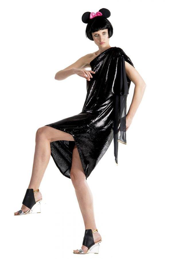 One Shoulder Dress 3