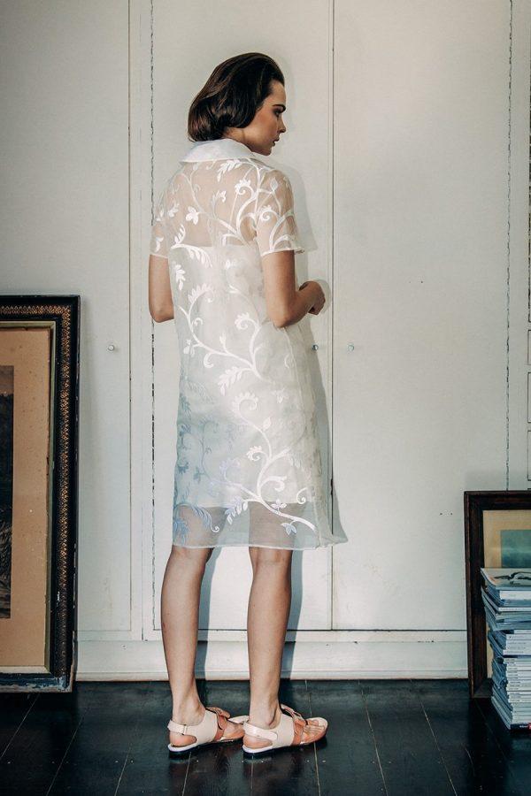 Polo Dress with Basic Slip 2