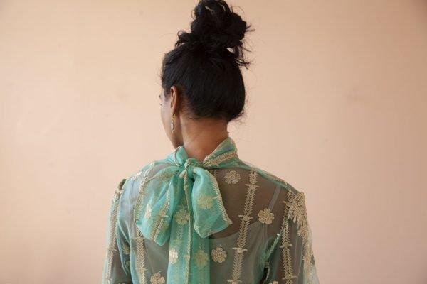Poloneck Dress, nude slip dress_0636 EXTRA::46